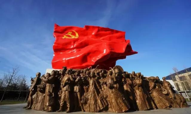 中国精神包含先进的文化,建基于中华民族优秀传统文化和共产党人对